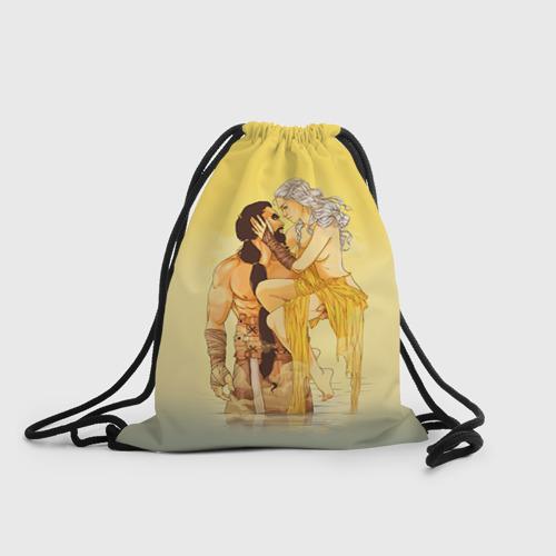 Рюкзак-мешок 3D  Фото 01, Песнь льда и огня