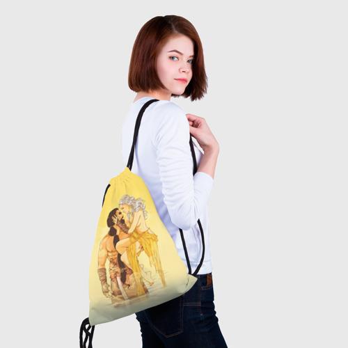 Рюкзак-мешок 3D  Фото 02, Песнь льда и огня