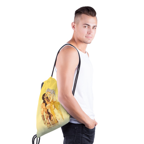 Рюкзак-мешок 3D  Фото 03, Песнь льда и огня