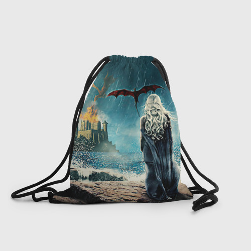 Рюкзак-мешок 3D  Фото 01, Матерь драконов