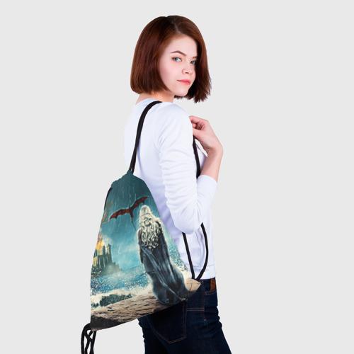 Рюкзак-мешок 3D  Фото 02, Матерь драконов