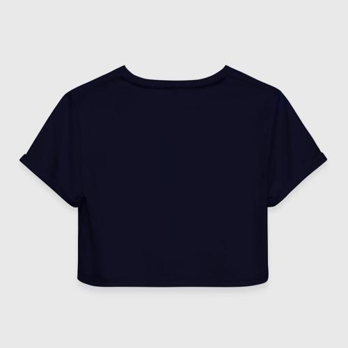 Женская футболка 3D укороченная  Фото 02, Game of thrones