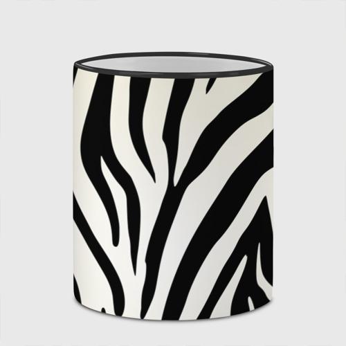 Кружка с полной запечаткой Раскрас зебры Фото 01