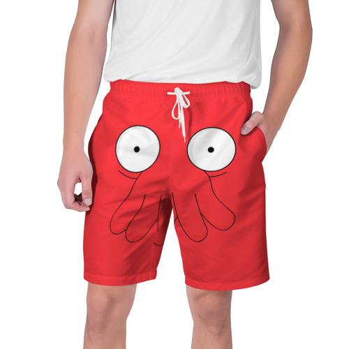 Мужские шорты 3D Zoidberg