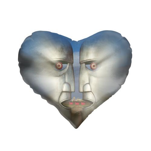 Подушка 3D сердце  Фото 01, Pink Floyd. The division bell