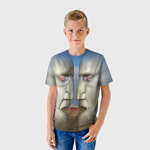 Детская футболка 3D Pink Floyd. The division bell