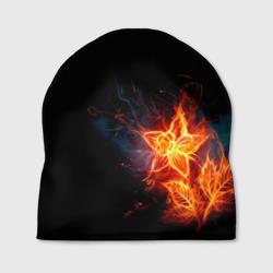 Огненный цветок - интернет магазин Futbolkaa.ru