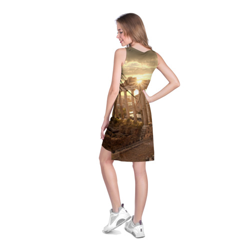 Платье-майка 3D  Фото 04, Рим