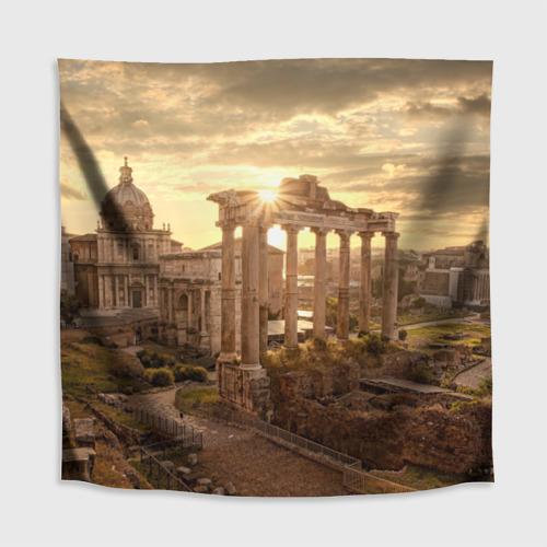 Скатерть 3D  Фото 02, Рим