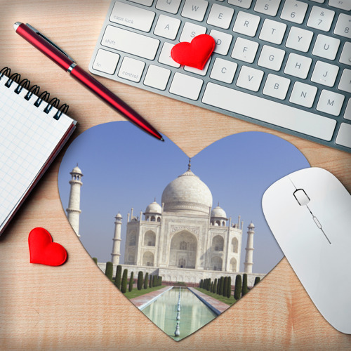 Коврик сердце  Фото 02, Индия