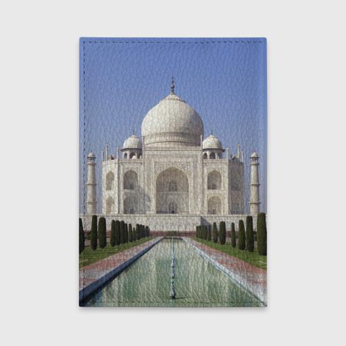 Обложка для автодокументов  Фото 02, Индия