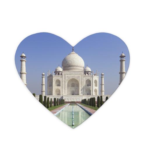 Коврик сердце  Фото 01, Индия
