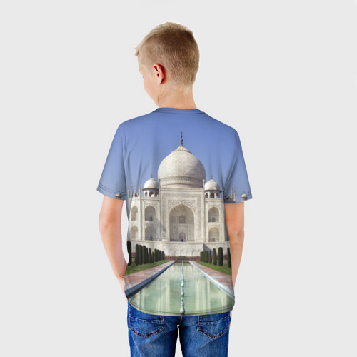 Детская футболка 3D  Фото 02, Индия