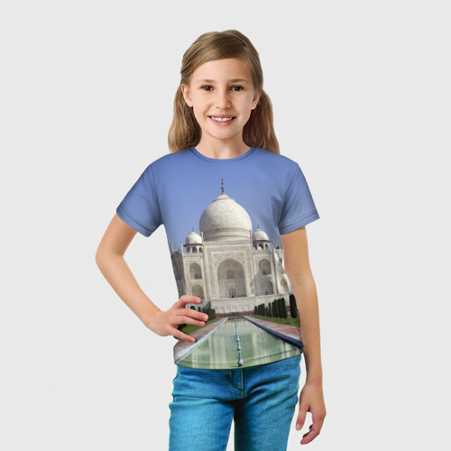 Детская футболка 3D  Фото 03, Индия