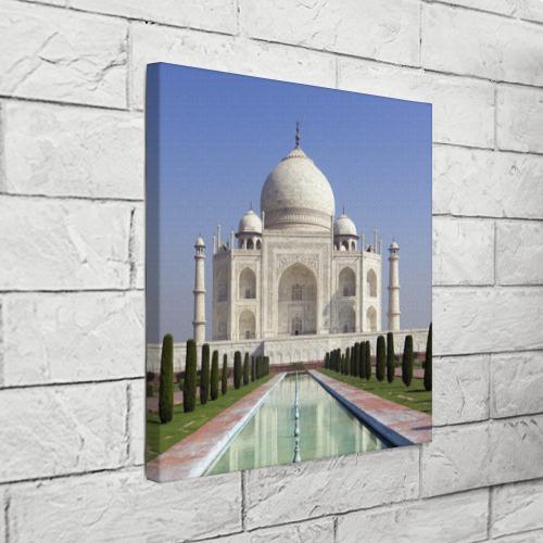 Холст квадратный  Фото 03, Индия