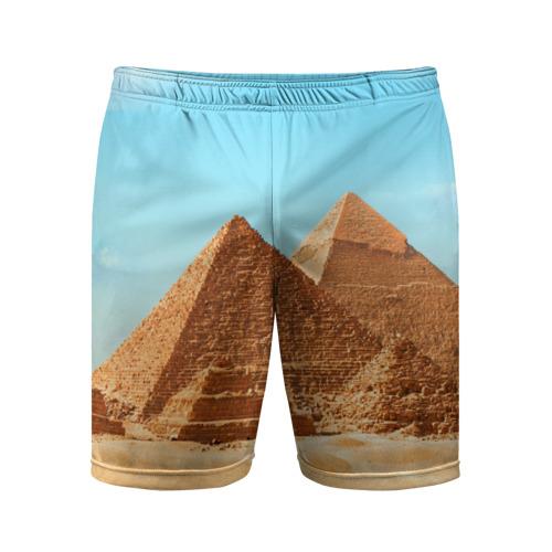 Мужские шорты 3D спортивные Египет