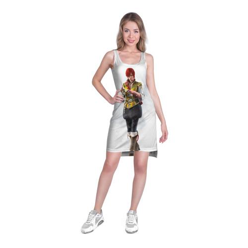 Платье-майка 3D  Фото 03, Шани