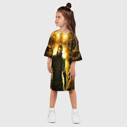 Детское платье 3D Deus Ex Фото 01
