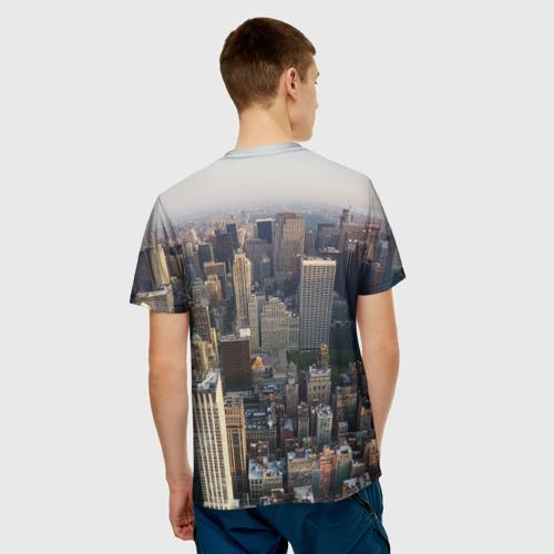 Мужская футболка 3D  Фото 02, New York