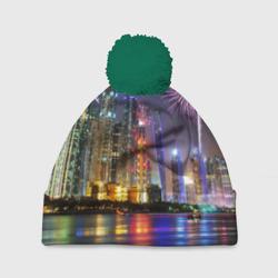 Салют в Дубае