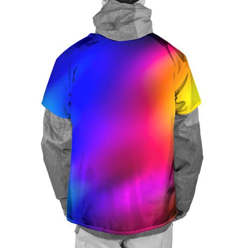 Накидка на куртку 3D Краска Фото 01
