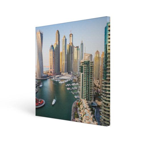 Холст квадратный  Фото 01, Dubai