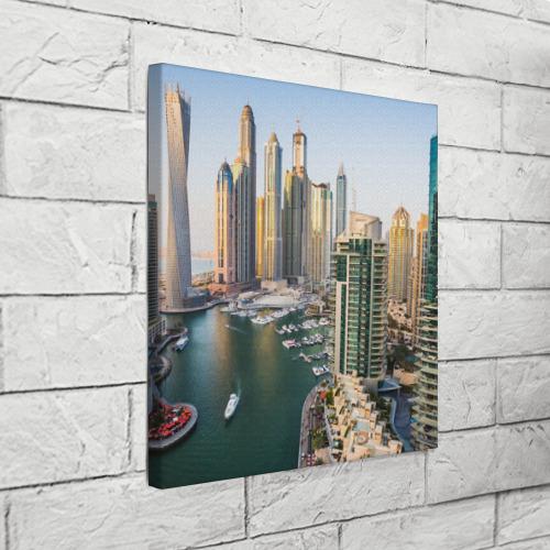 Холст квадратный  Фото 03, Dubai