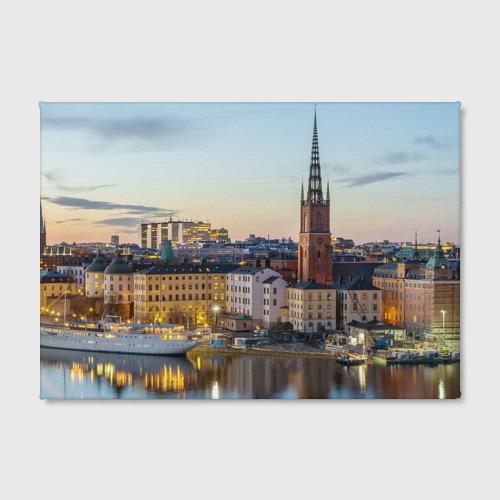 Холст прямоугольный  Фото 02, Швеция