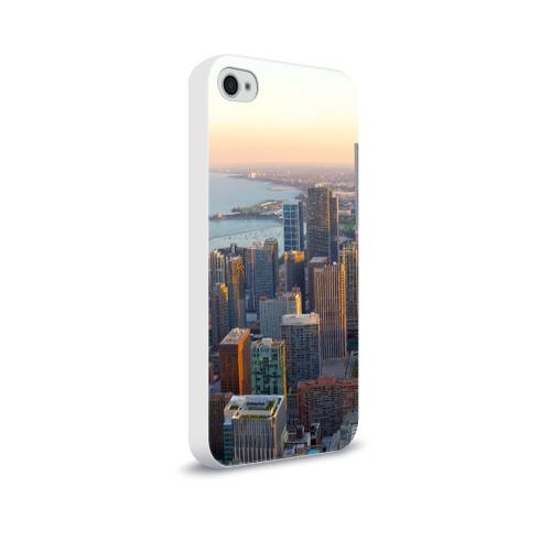 Чехол для Apple iPhone 4/4S soft-touch  Фото 02, Нью-Йорк