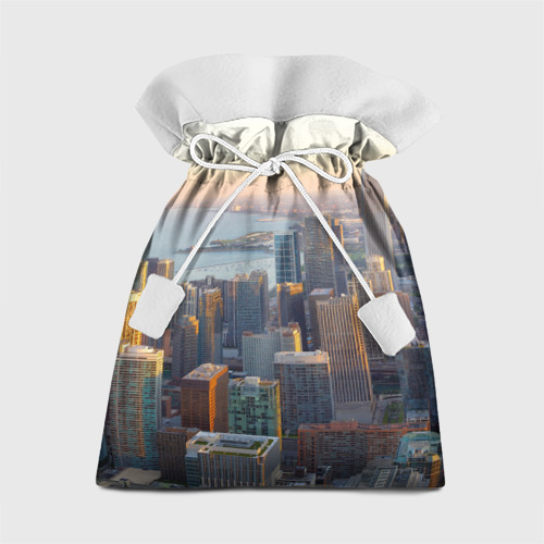 Подарочный 3D мешок  Фото 01, Нью-Йорк