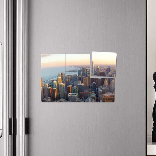 Магнитный плакат 3Х2  Фото 04, Нью-Йорк
