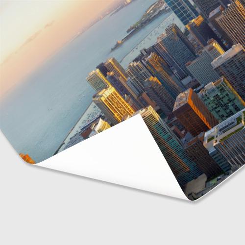 Бумага для упаковки 3D  Фото 03, Нью-Йорк