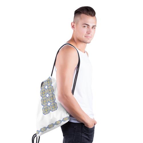 Рюкзак-мешок 3D  Фото 03, Вышивка 12