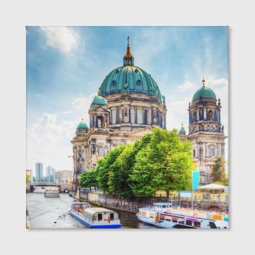 Холст квадратный  Фото 02, Германия