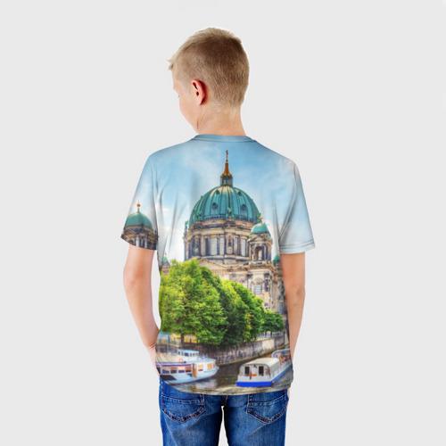 Детская футболка 3D  Фото 02, Германия