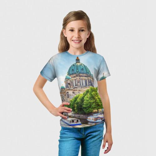 Детская футболка 3D  Фото 03, Германия