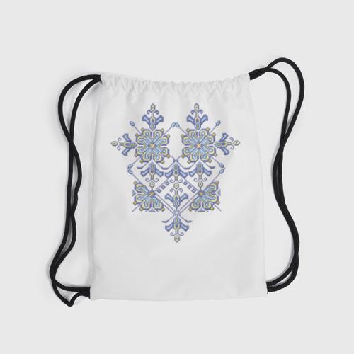Рюкзак-мешок 3D  Фото 04, Вышивка 18
