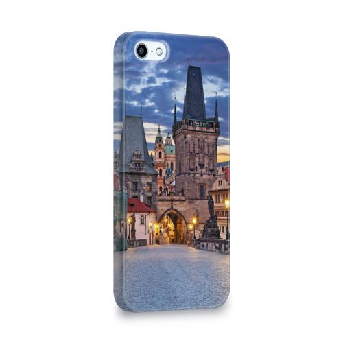 Чехол для Apple iPhone 5/5S 3D  Фото 02, Прага