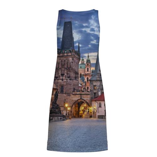 Платье-майка 3D  Фото 02, Прага