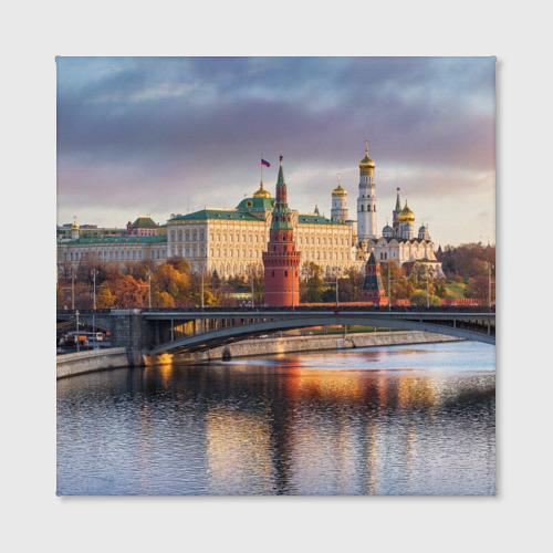 Холст квадратный  Фото 02, Россия