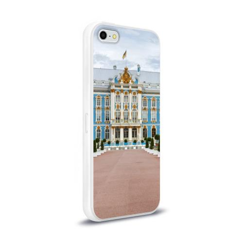 Чехол для Apple iPhone 5/5S силиконовый глянцевый  Фото 02, Санкт-Петербург