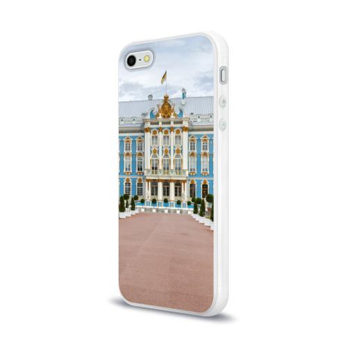 Чехол для Apple iPhone 5/5S силиконовый глянцевый  Фото 03, Санкт-Петербург