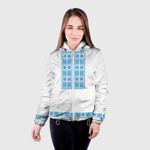Женская куртка 3D  Фото 03, Вышивка 32
