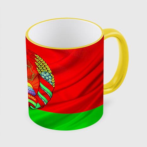 Кружка с полной запечаткой Беларусь