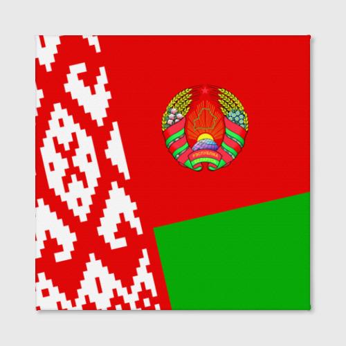 Холст квадратный  Фото 02, Беларусь 2