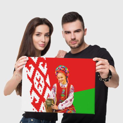 Холст прямоугольный  Фото 05, Беларусь 3