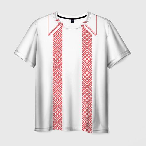 Мужская футболка 3D  Фото 03, Вышивка 50