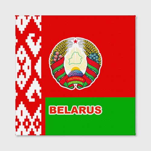 Холст квадратный  Фото 02, Belarus 5