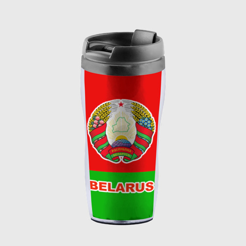 Термокружка-непроливайка  Фото 01, Belarus 5