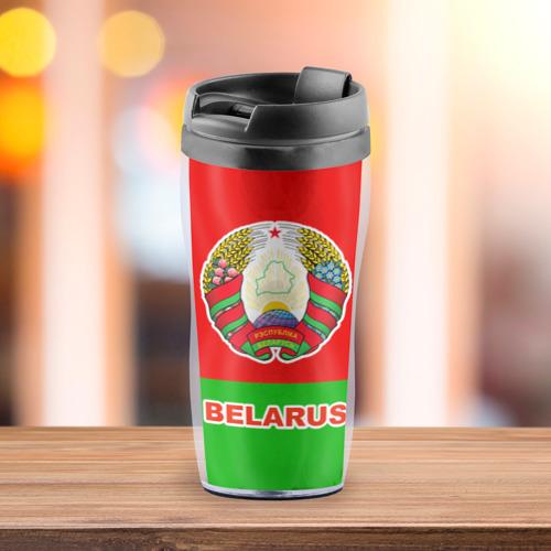 Термокружка-непроливайка  Фото 03, Belarus 5